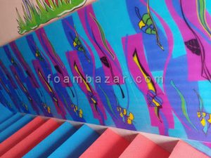 فروش دیوارپوش مهد کودک